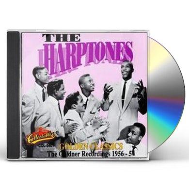 Harptones GOLDEN RECORDINGS 1956-57 CD