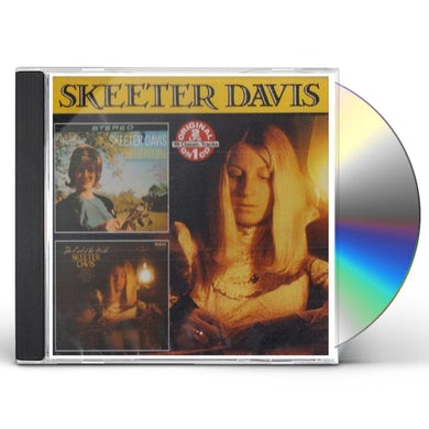 Skeeter Davis BLUEBERRY HILL: END OF THE WORLD CD