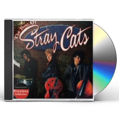 BEST OF STRAY CATS CD