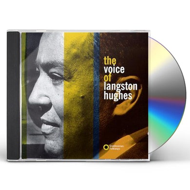 Langston Hughes VOICE OF: SELECTED POETRY & PROSE CD