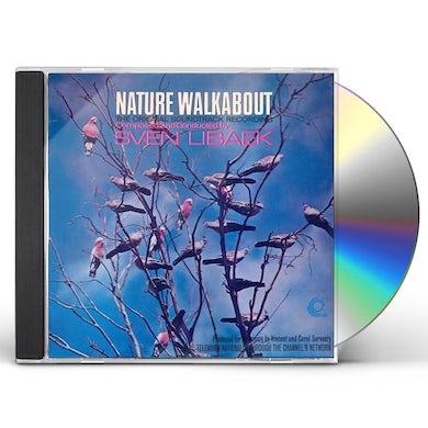 Sven Libaek NATURE WALKABOUT - Original Soundtrack  (DIG) CD - Remastered