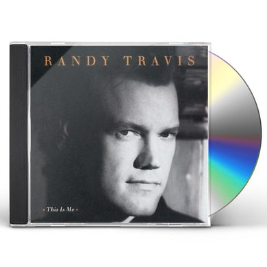 Randy Travis THIS IS ME CD