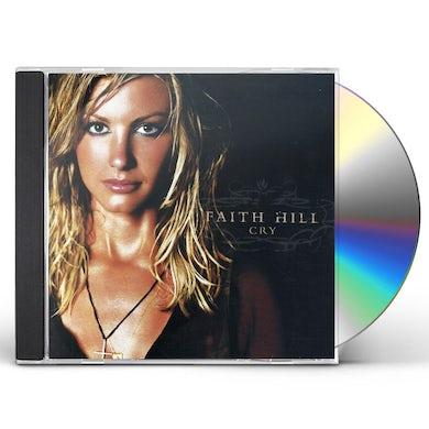 Faith Hill CRY CD
