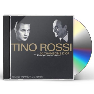 Tino Rossi 20 CHANSONS D'OR CD