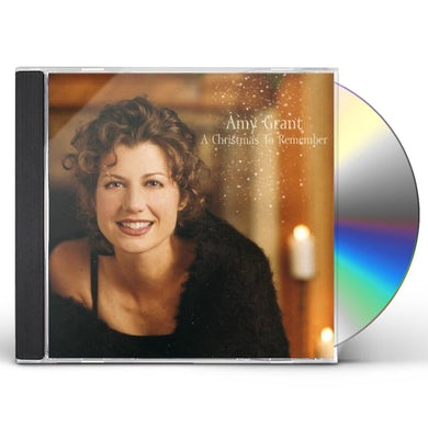 Amy Grant CHRISTMAS TO REMEMBER CD