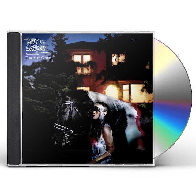 Bat For Lashes FUR & GOLD CD