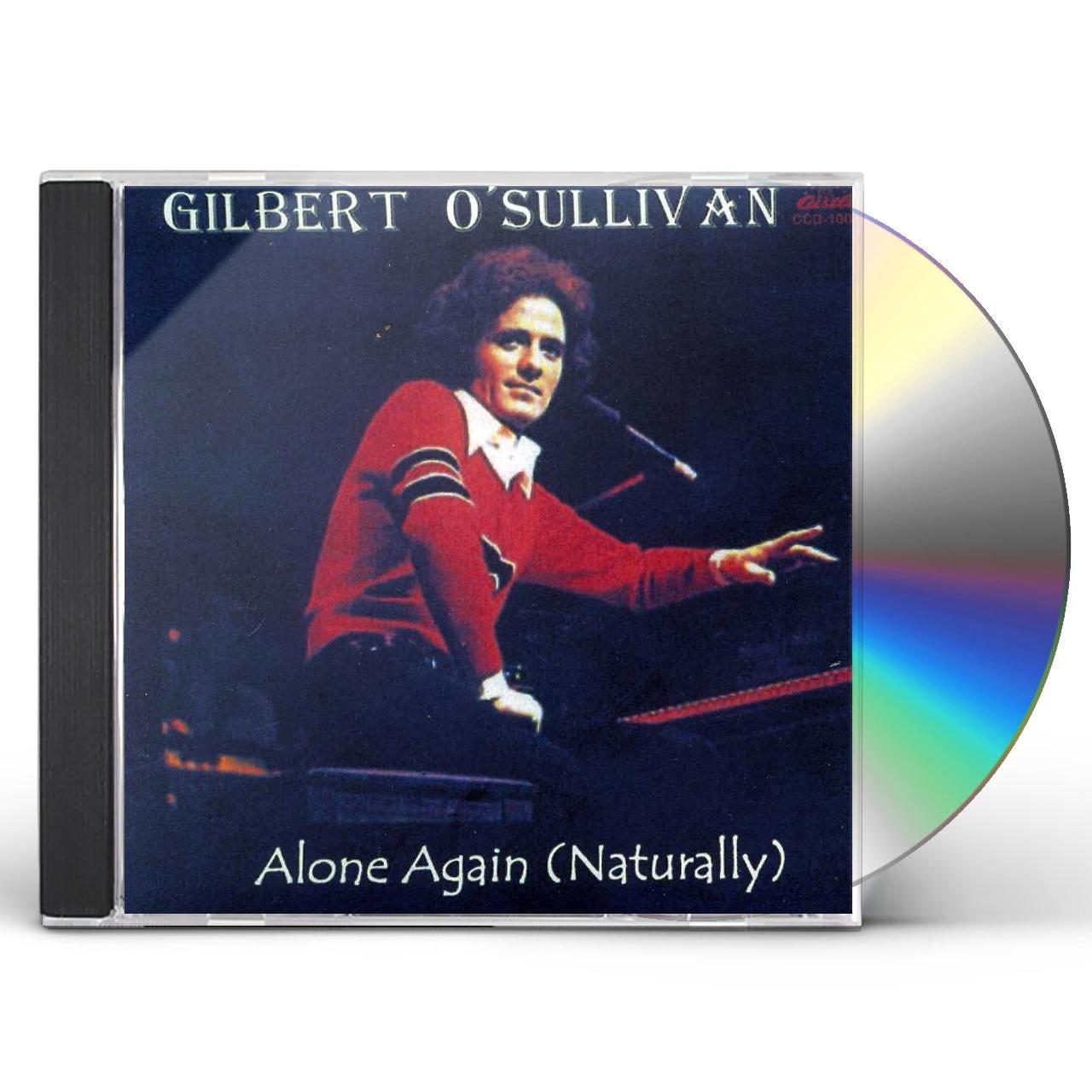 Gilbert O'Sullivan VERY BEST / ALONE AGAIN (NATURALLY) (21 CUTS) CD