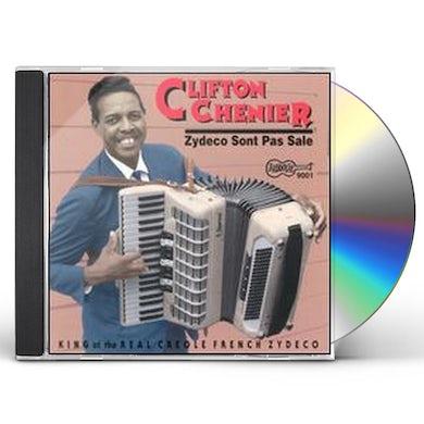 Clifton Chenier ZYDECO SONT PAS SALE CD