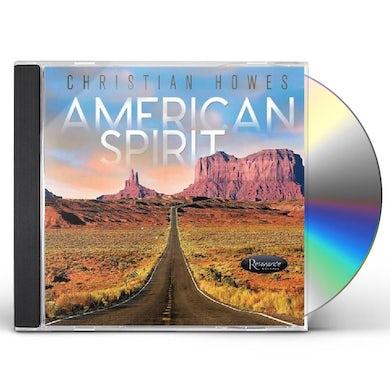 Christian Howes AMERICAN SPIRIT CD