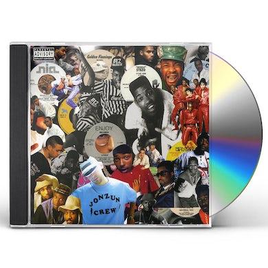 Peanut Butter Wolf 45 LIVE CD