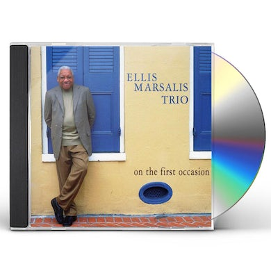 Ellis Marsalis ON THE FIRST OCCASION CD