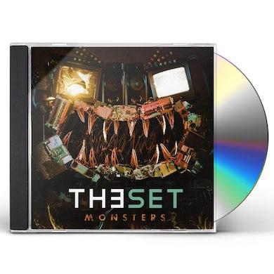 SET MONSTERS CD