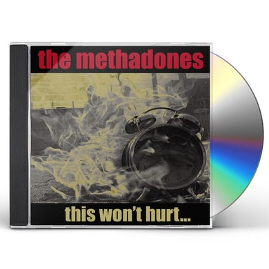 THIS WON'T HURT CD