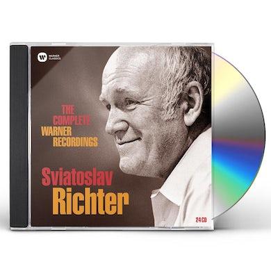 Sviatoslav Richter COMPLETE HMV & TELDEC RECORDINGS CD