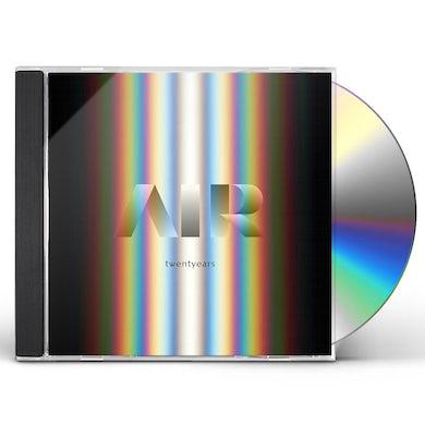 Air TWENTYEARS CD