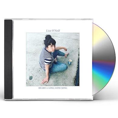 Lisa O'Neill HEARD A LONG GONE SONG CD