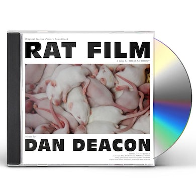 Dan Deacon RAT FILM (ORIGINAL FILM SCORE) CD