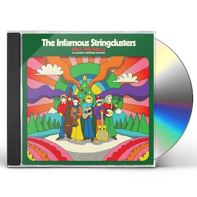 The Infamous Stringdusters Dust The Halls: An Acoustic Christmas Holiday! CD