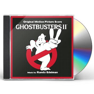 Randy Edelman  Ghostbusters Ii(Ost) CD