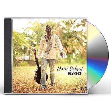 Belo HAITI DEBOUT CD