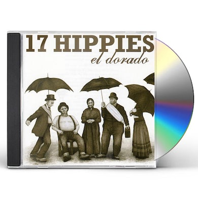 17 Hippies DORADO CD