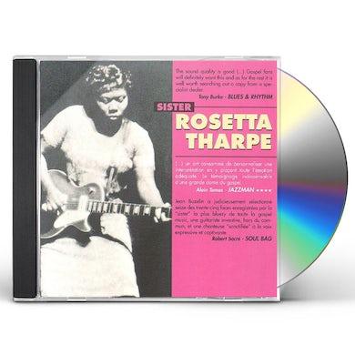 Sister Rosetta Tharpe GOSPEL 1938-1943 CD