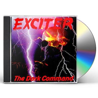 Exciter DARK COMMAND CD