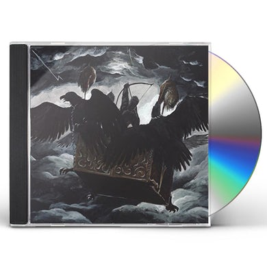Deathspell Omega SYNARCHY OF MOLTEN BONES CD