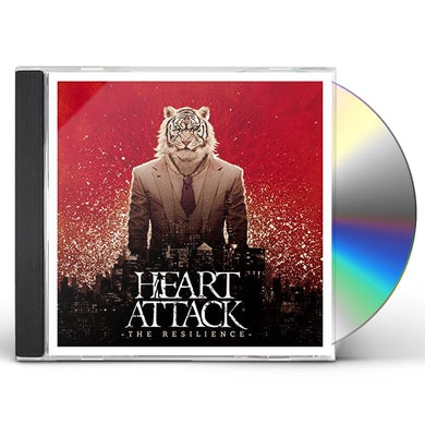 Heart Attack RESILIENCE CD