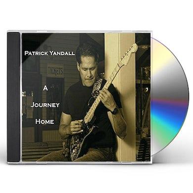 Patrick Yandall JOURNEY HOME CD