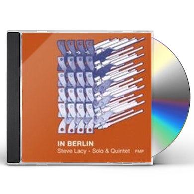 Steve Lacy IN BERLIN-SOLO & QUINTET CD