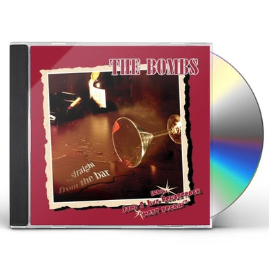 Bombs STRAIGHT FROM THE BAR CD