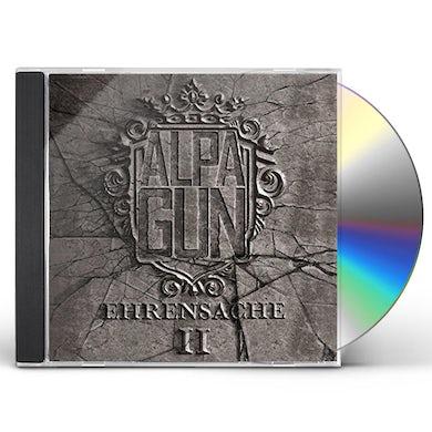 Alpa Gun EHRENSACHE 2 CD