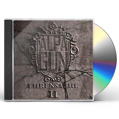 Alpa Gun EHRENSACHE 2: FAN EDITION CD