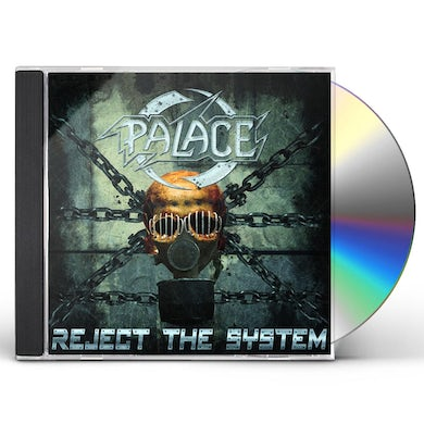 PALACE REJECT THE SYSTEM CD