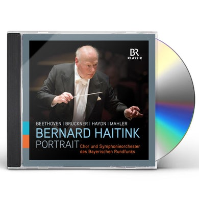 Ludwig Van Beethoven BERNARD HAITINK PORTRAIT CD