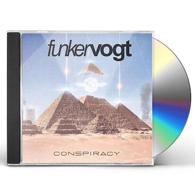 Funker Vogt CONSPIRACY CD