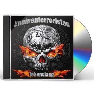 Kneipenterroristen LEBENSLANG CD