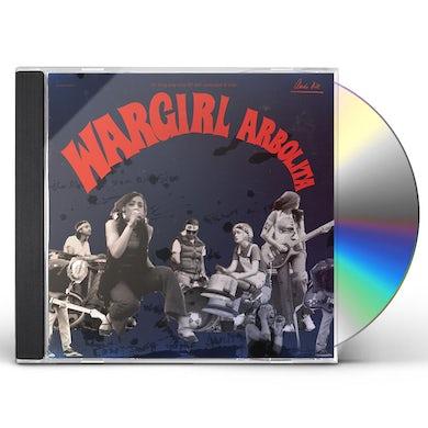 Wargirl ARBOLITA CD
