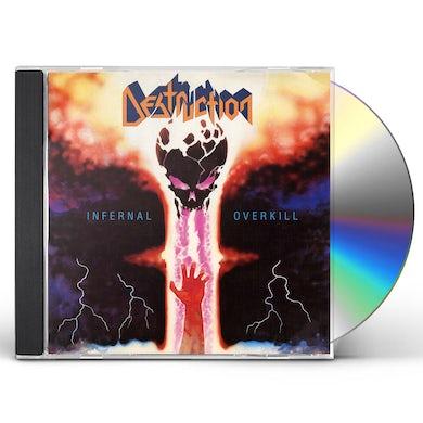 Destruction INFERNAL OVERKILL CD