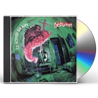 Destruction CRACKED BRAIN CD