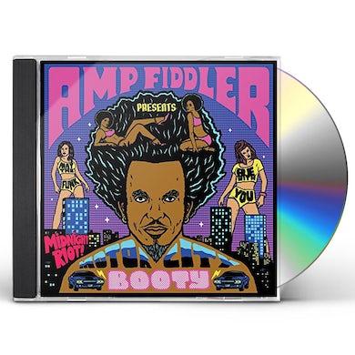 Amp Fiddler MOTOR CITY BOOTY CD