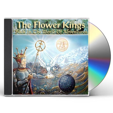 The Flower Kings BACK IN THE WORLD OF ADVENTURES CD