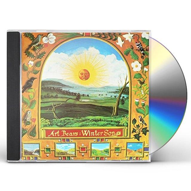 Art Bears WINTER SONGS CD