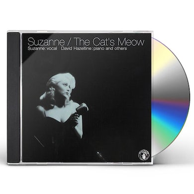 Suzanne CAT'S MEOW CD