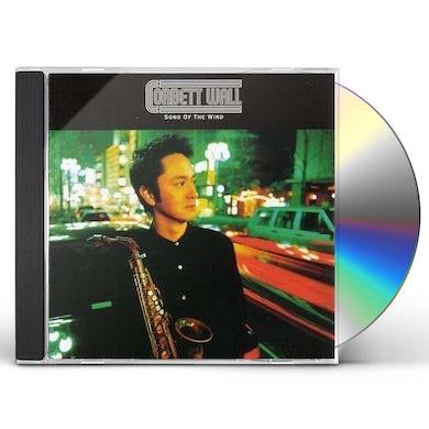 Corbett Wall SONG OF WIND CD