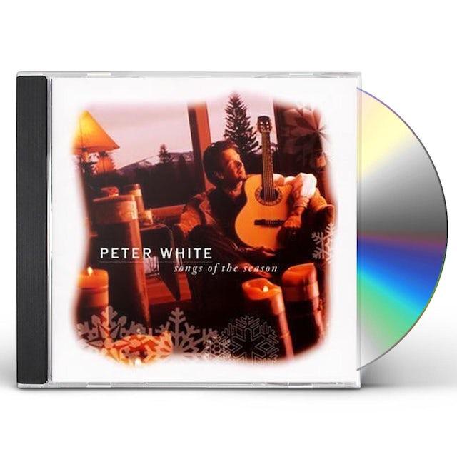Peter White SONGS OF SEASON CD