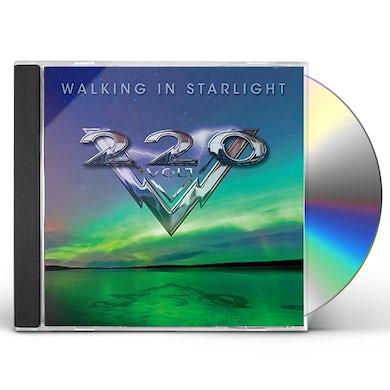 220 Volt WALKING IN STARLIGHT CD