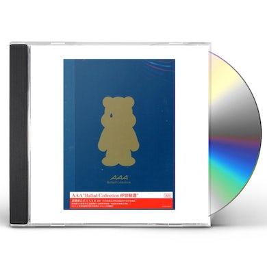 AAA BALLAD COLLECTION CD