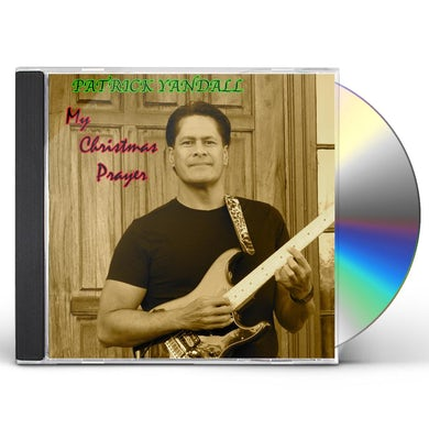 Patrick Yandall MY CHRISTMAS PRAYER CD